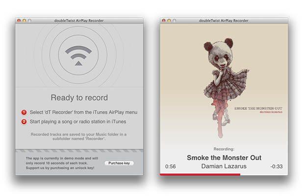 AirPlay Recorder para Mac