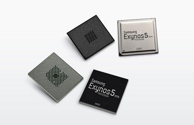 Exynos 5 Octa y Exynos 5 Hexa