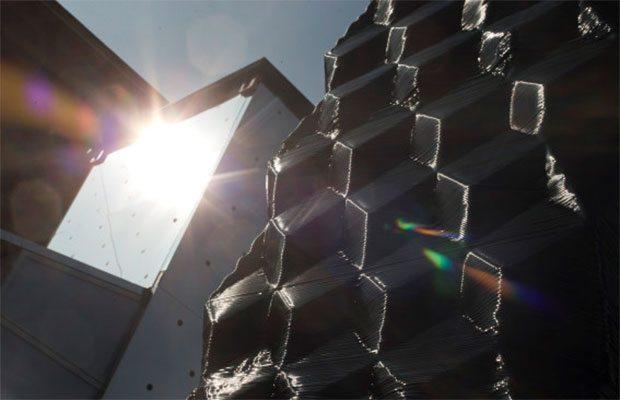 Kamermaker imprime una casa en 3D