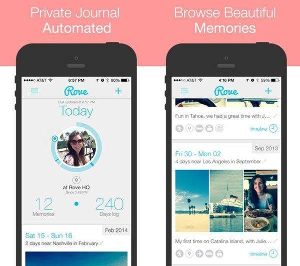 8 Apps esenciales para iPhone — Rove para iPhone