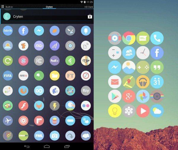 Apps Android de la semana - Cryten