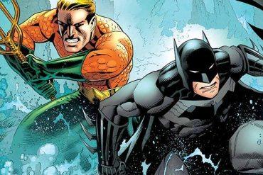 Jason Momoa: Aquaman en Batman vs Superman