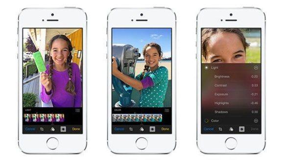 iOS 8 - Fotos