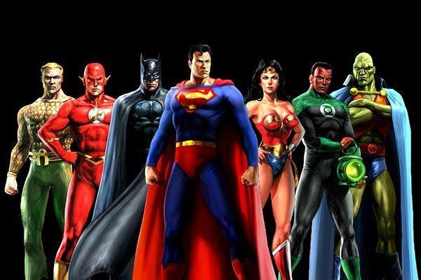 Película de Justice League para 2017 y la segunda parte en 2019
