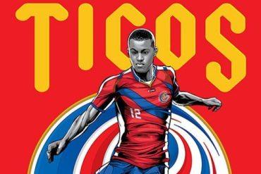 Los Ticos - Brasil 2014