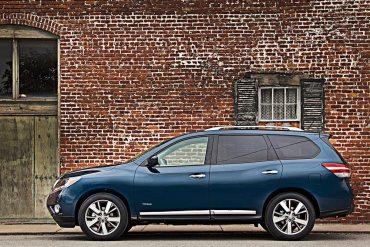 Nissan Pathfinder Híbrida 2014