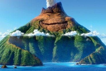 Pixar Lava corto - Uku
