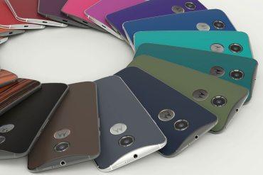 Nuevo Moto X (2014) de Motorola