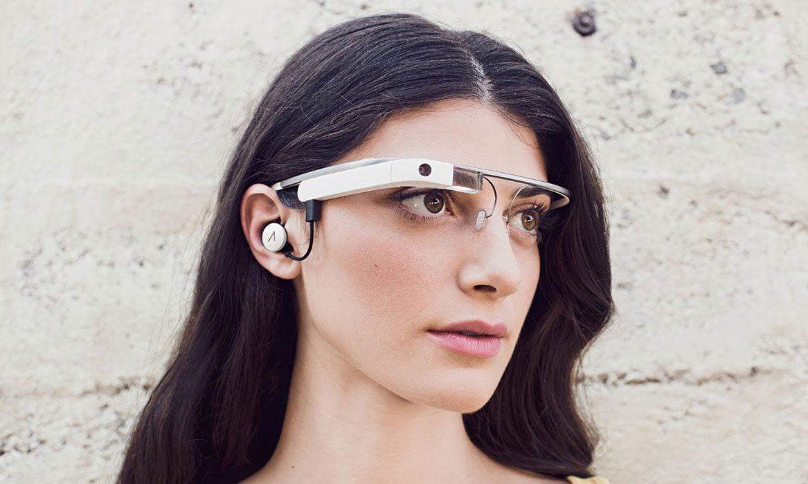 La nueva patente de Google Glass nos muestra un diseño aún más raro y feo