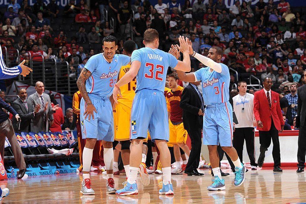 NBA: Conferencia del Oeste - Los Angeles Clippers