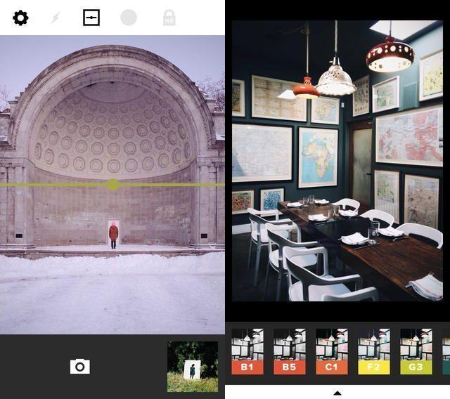 VSCO Cam iOS 8