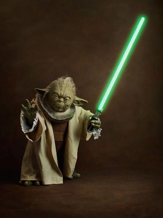 Sacha Goldberger - Yoda