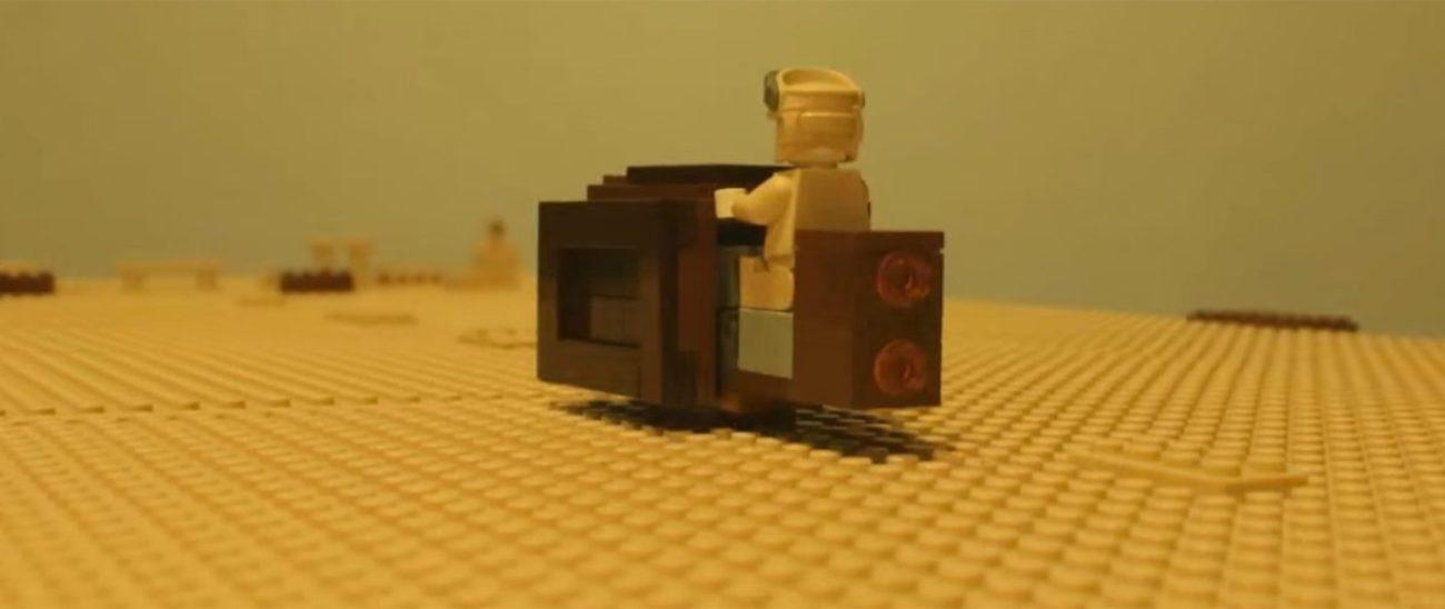 Trailer Star Wars: The Force Awakens en LEGO
