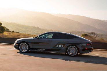 Audi A7 autónomo