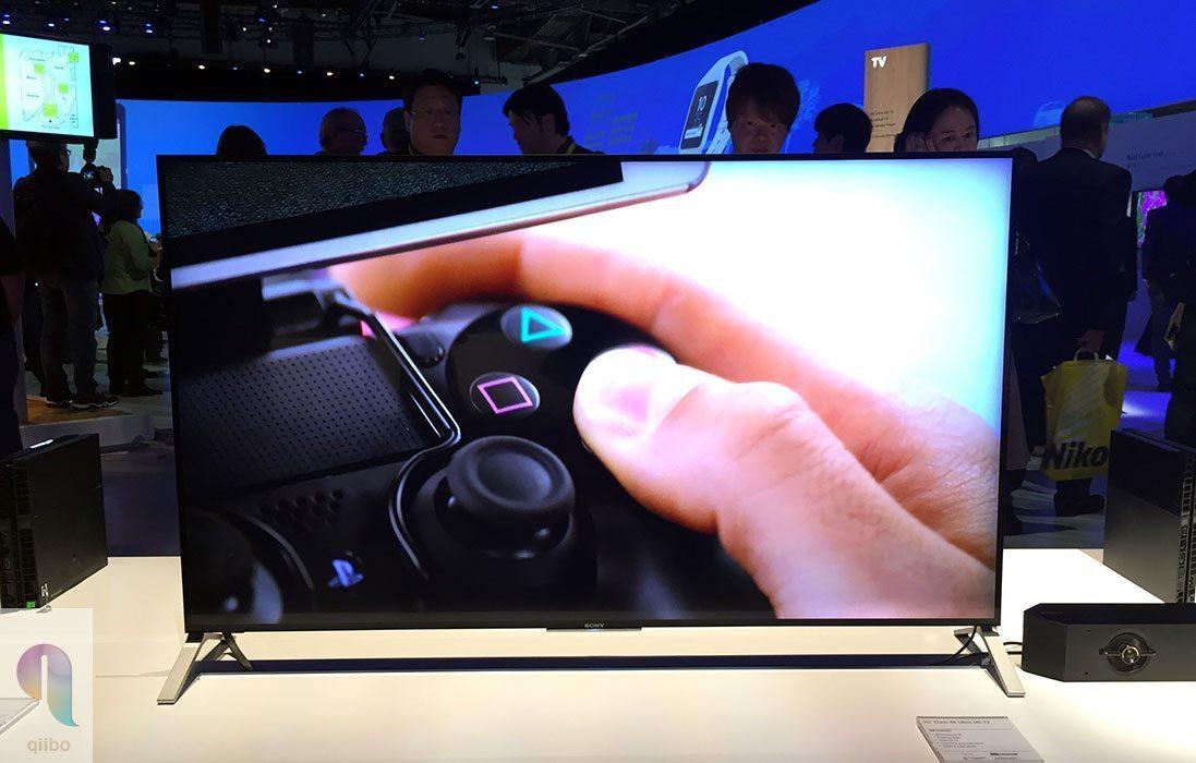 Sony Bravia X900C CES 2015