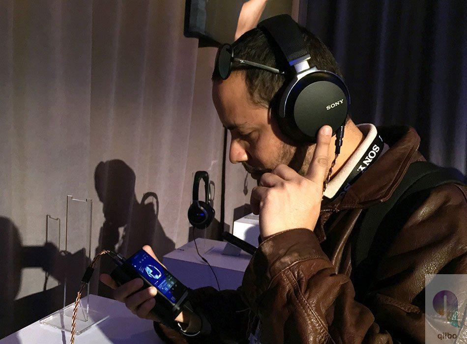 Sony Headphones HiRes Audio