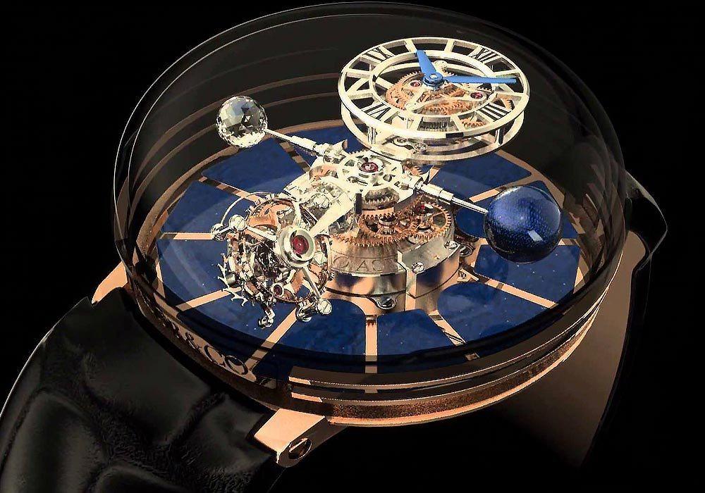 Astronomia Tourbillon de Jacob & Co.