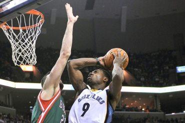Tony Allen - Memphis Grizzlies