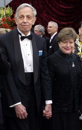 Alicia y John Nash