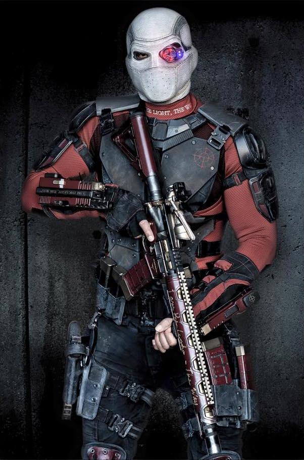 Will Smith como Deadshot en Suicide Squad