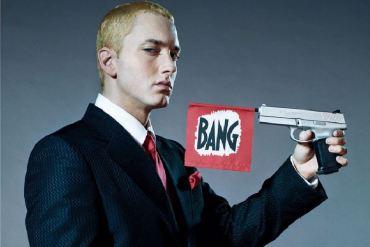 Eminem - Primer invitado por Zane Lowe en Beats 1