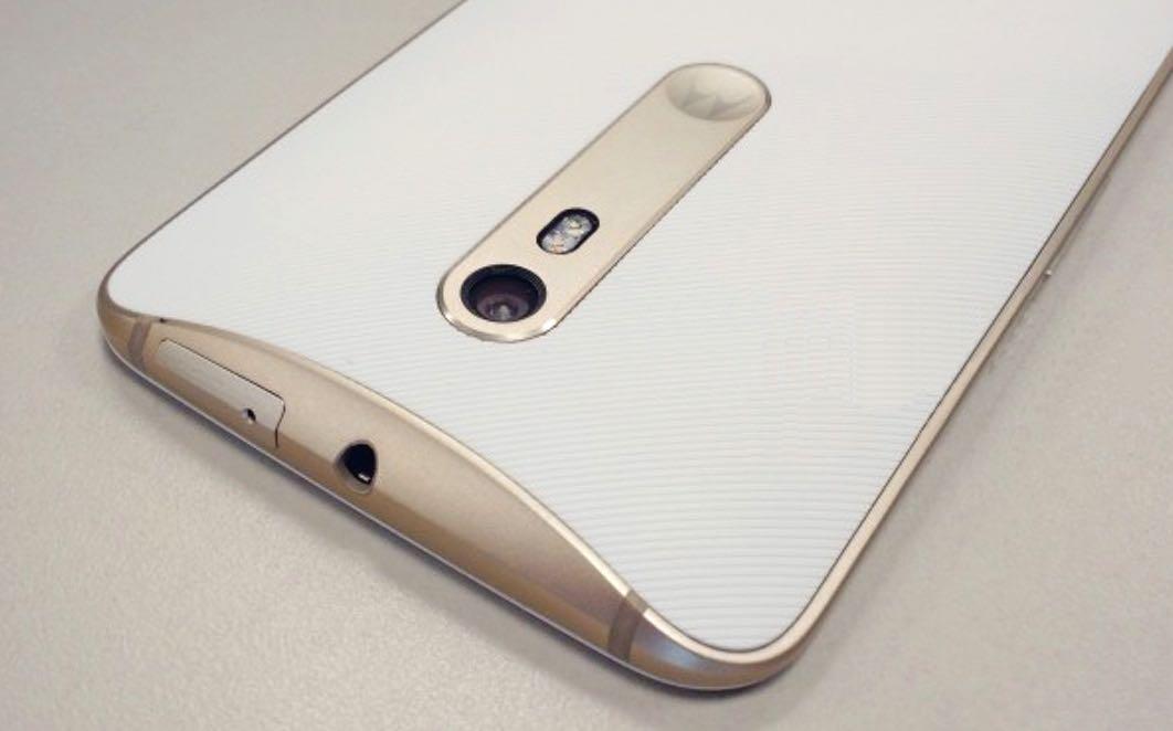 Motorola Moto X 2015 dorado