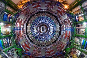 Gran Colisionador de Hadrones - Pentaquark