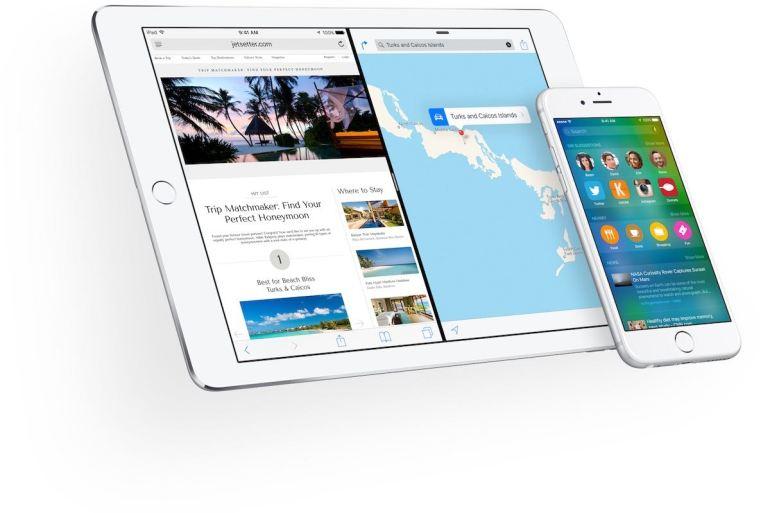 iOS 9 para iPhone y iPad
