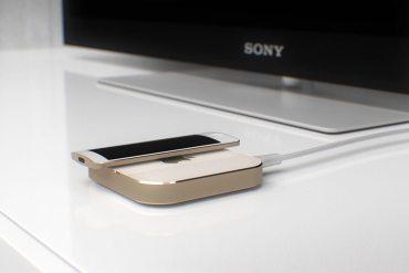 Nuevo Apple TV cuarta generación concepto