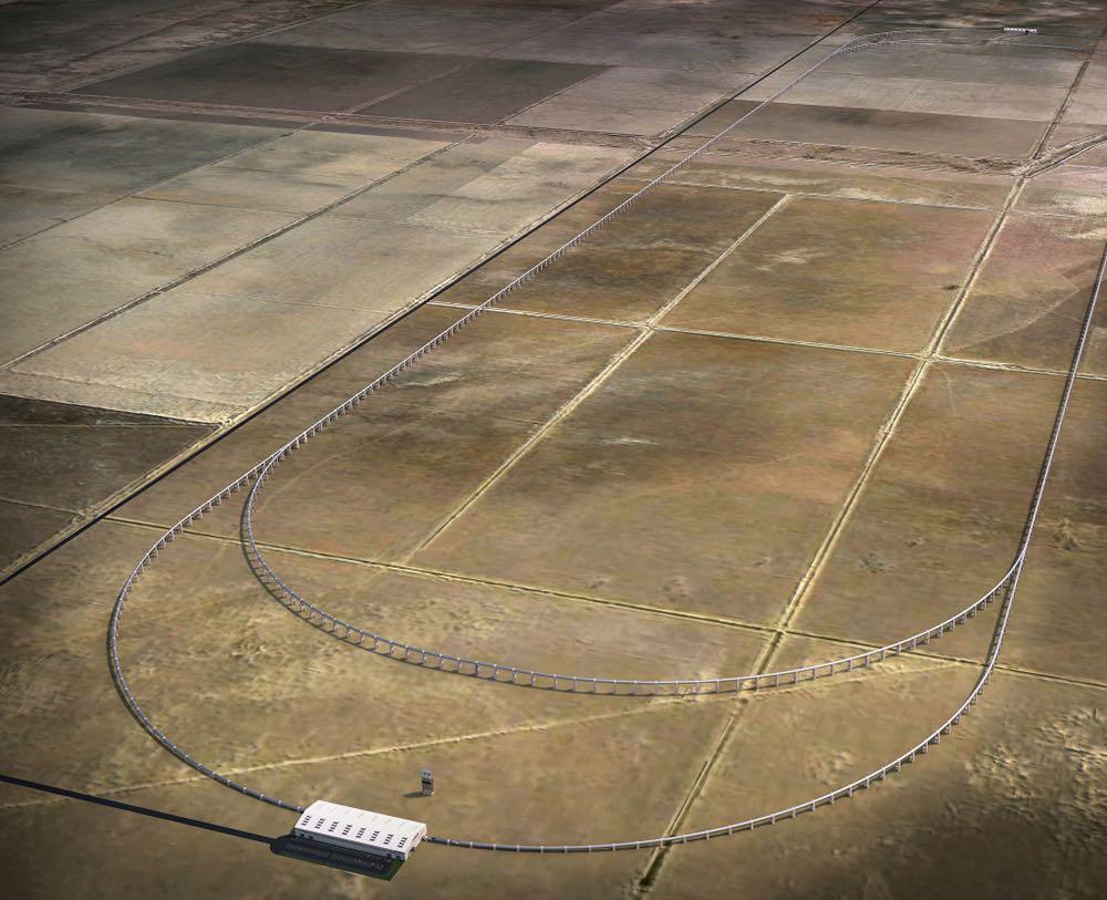 Hyperloop comenzará en 2016