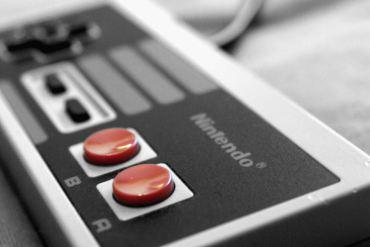 Patente Nintendo NX
