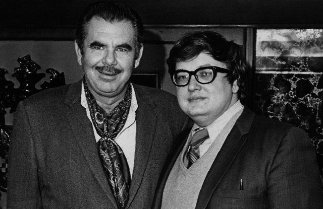 Russ Meyer / Rogert Ebert