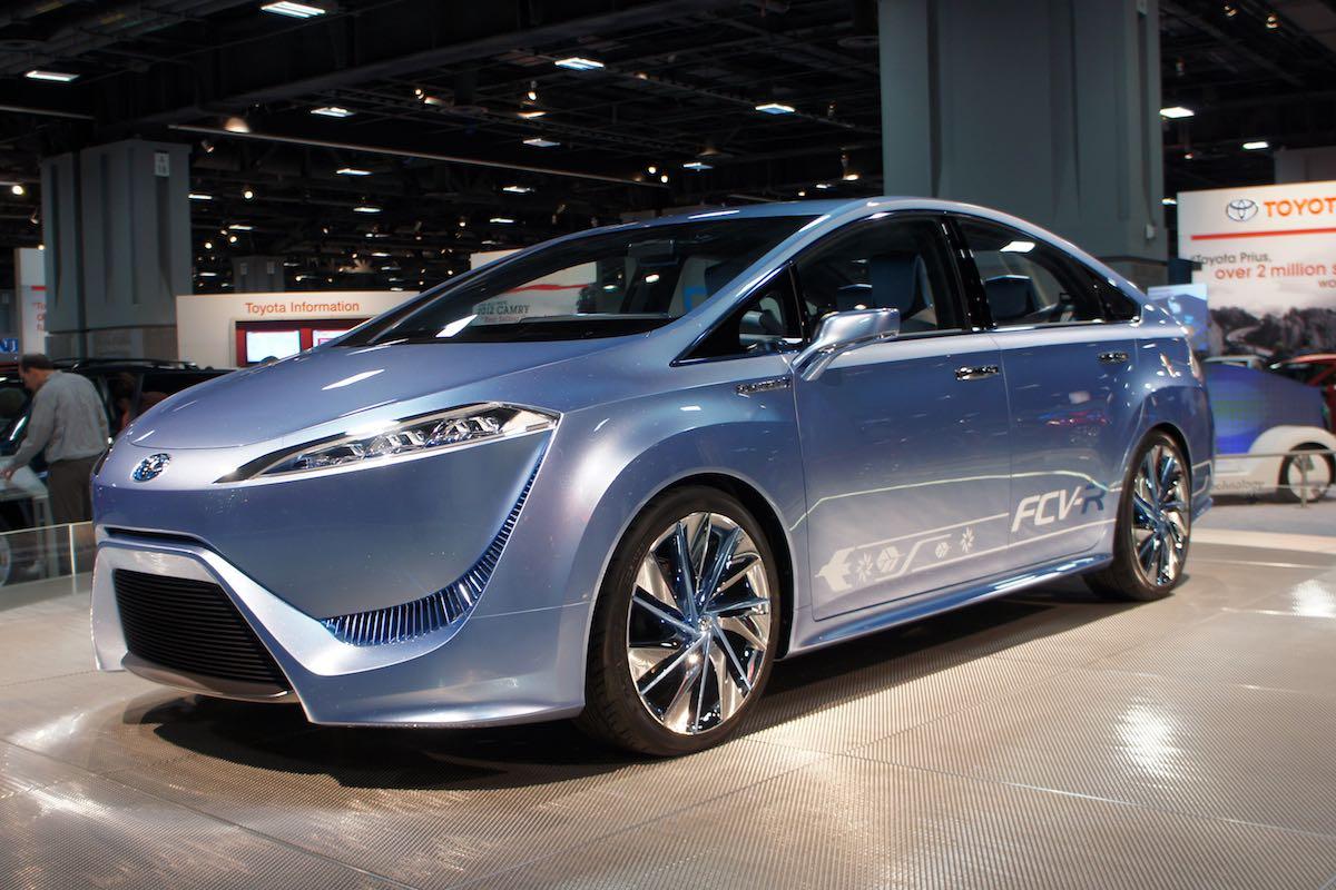 Toyota invertirá 50 millones en inteligencia artificial