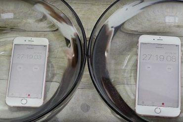 iPhone 6s y 6s Plus resistentes bajo el agua (Vídeo)