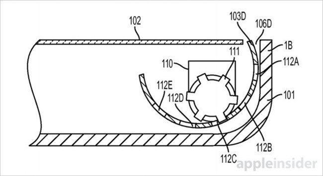 Patente Airbags para el iPhone