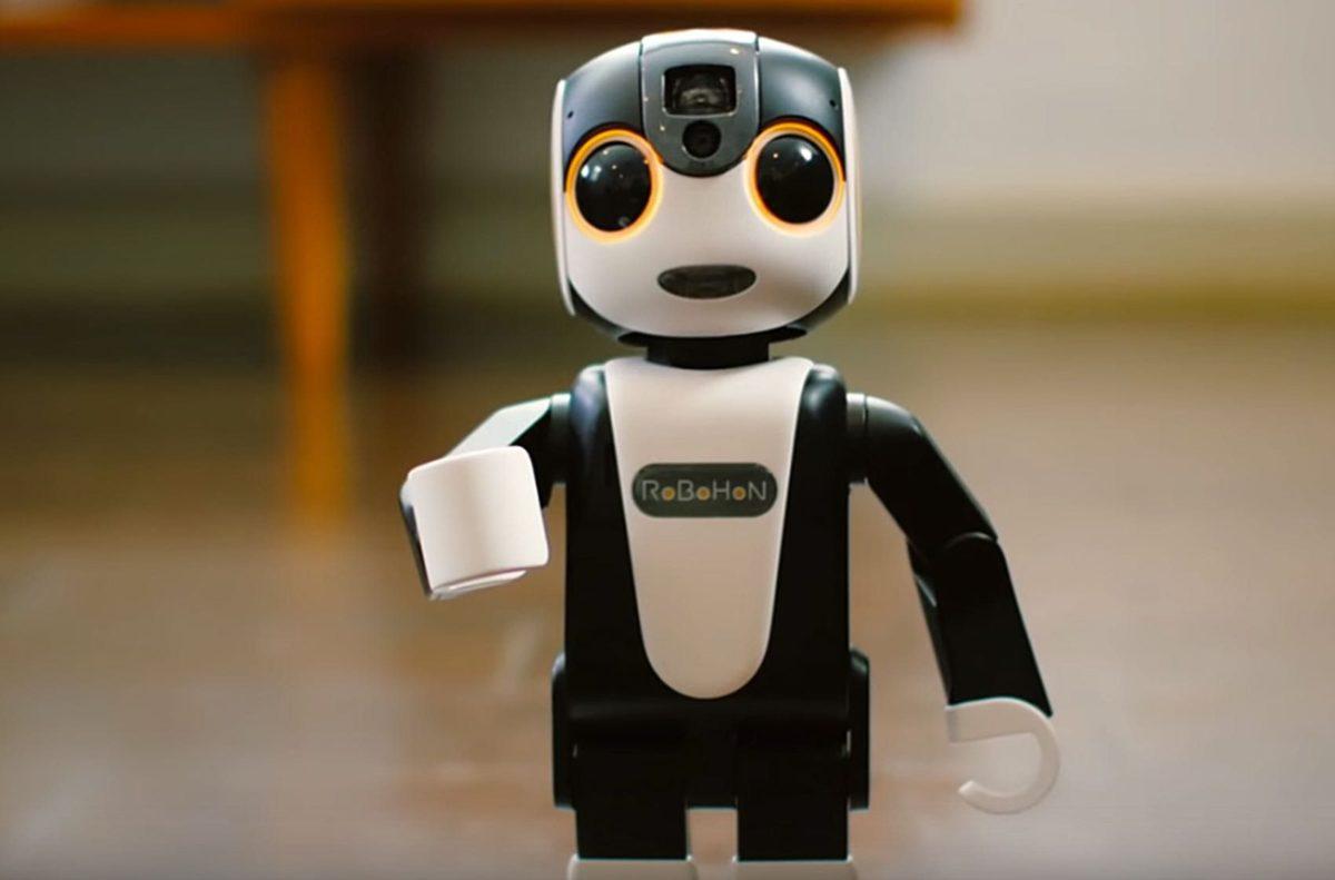 Sharp RoBoHoN - Teléfono robot