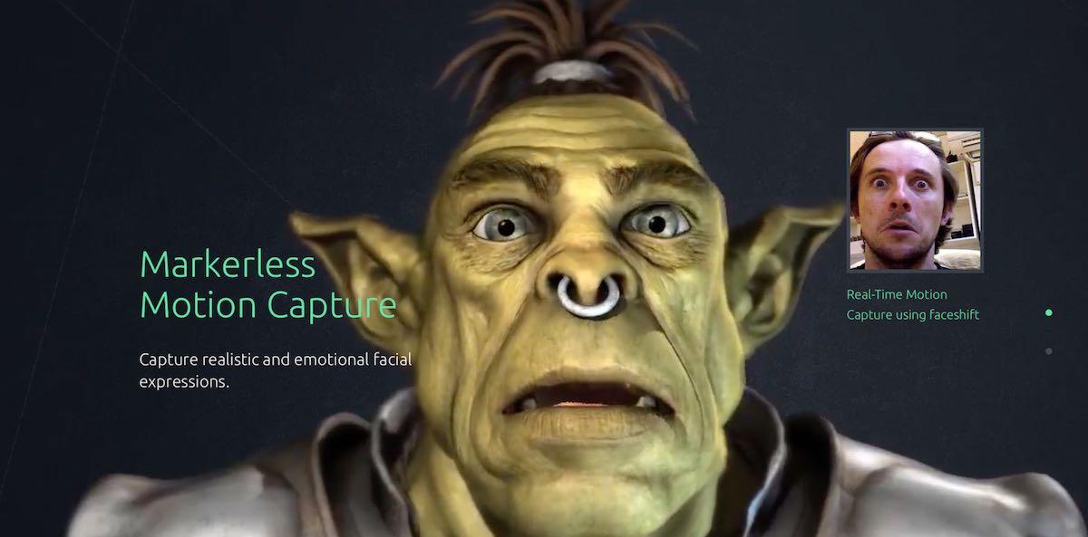 Apple compra Faceshift
