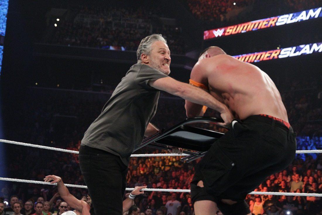 """El """"heel turn"""" más fantástico de la historia"""