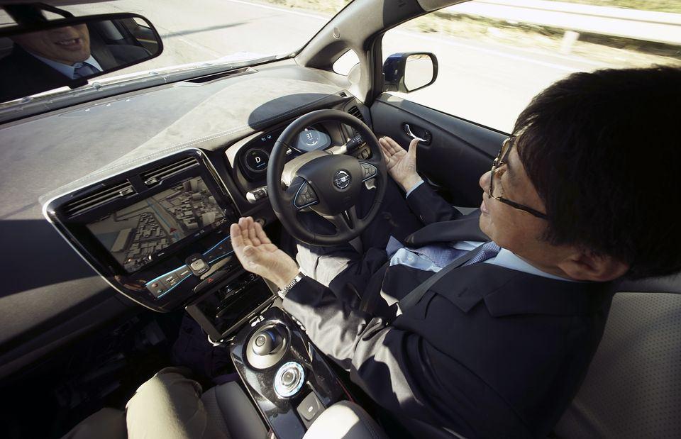 Nissan Piloted Drive - Vehículo autónomo