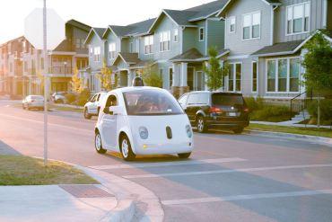 Alianza Google y Ford auto autónomo