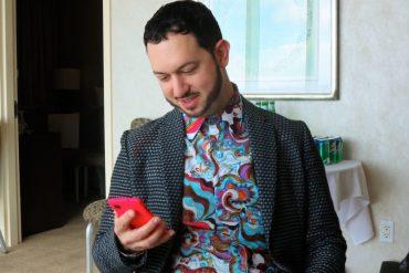 Matías Duarte - Jefe diseño de Google