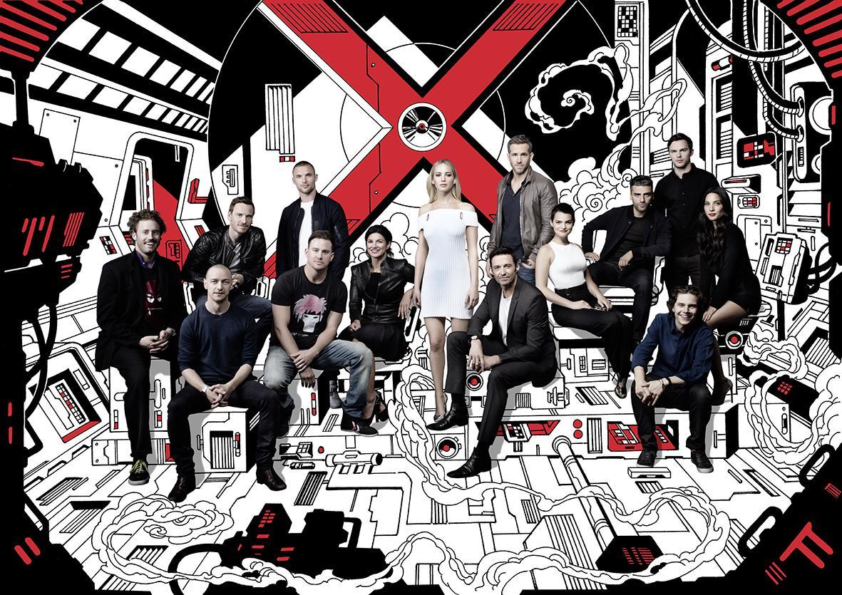 deadpool-x-men-gambit-cast-image
