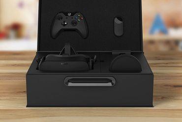 Versión final Oculus Rift $600