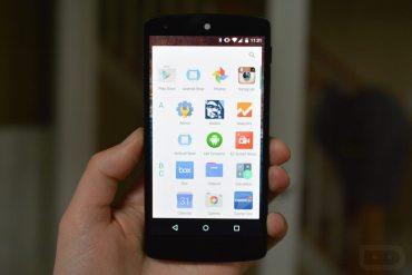 Android N pudiera prescindir del App Drawer de apps