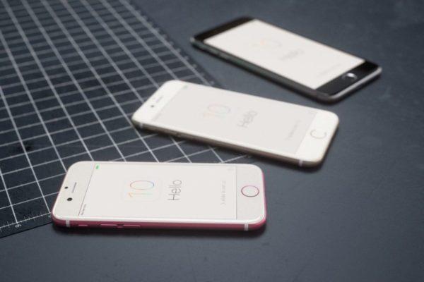 iPhone 7 Plus y iPhone Pro