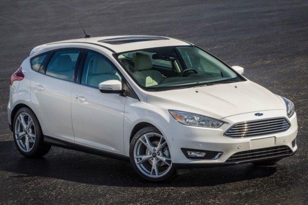 Ford Focus Titanium 2016 hatchback prueba de manejo