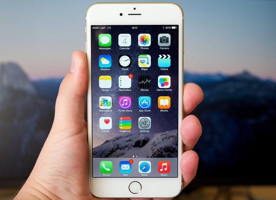 Los 20 teléfonos más vendidos en la historia - iPhone 6