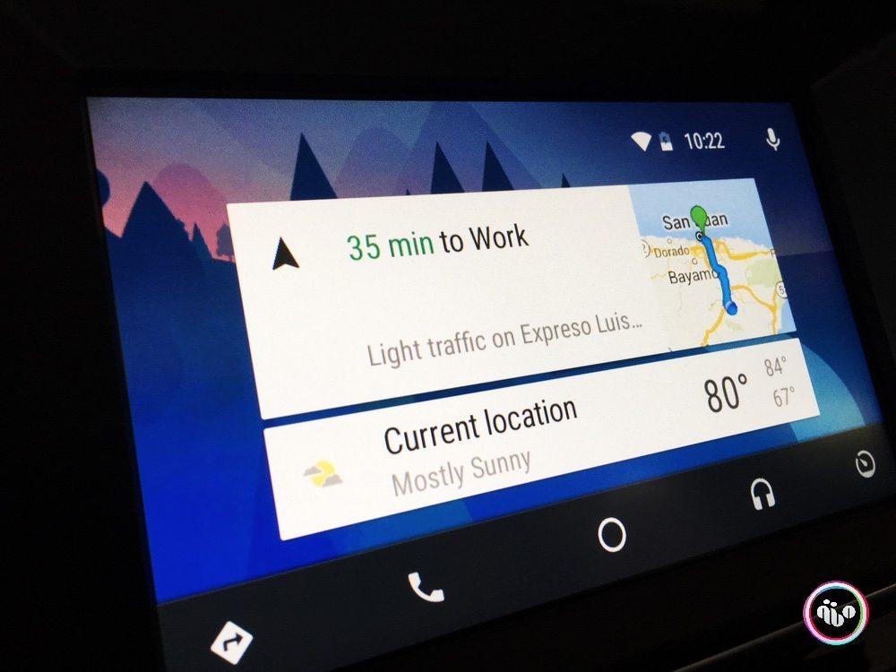 Android Auto llega a Puerto Rico y República Dominicana