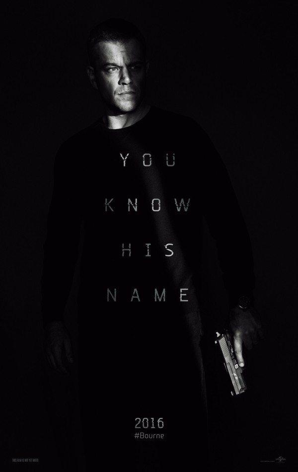 Jason Bourne 2016 trailer oficial