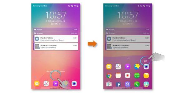 Samsung Good Lock Galaxy S7